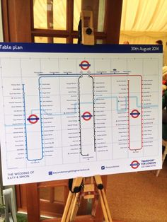 Another great London Underground themed table plan from a recent wedding. Wedding Menu Cards, Wedding Programs, Wedding Themes, Wedding Invitations, Wedding Ideas, Seating Plan Wedding, Wedding Table, Ideas Decoración, London Underground