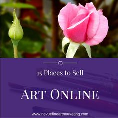 15 Places to Sell Art Online