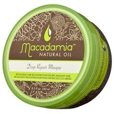 Macadamia Deep Repair Masque - 8.5 oz.Opens in a new window