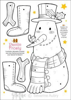 pantin-frosty