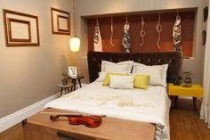 Decora Lovers: Mesas de apoio no dormitório