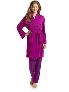 d57d0ed79a Natori Negligee Robe Every Woman