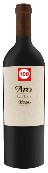 100/100 Puntaje Perfecto - Vino Aro 2010 Rioja - Bodegas Muga - Cata de Junio 2017 Crítico James Sucklng. Póngalo en su teléfono: http://editor.editafacil.es/visor/index.aspx?revista=106950#page/1 - Una producción #DiariodelVino