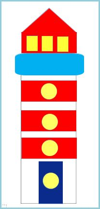 Lighthouse Crafts For Kids Bing Images For My Kiddos Someday