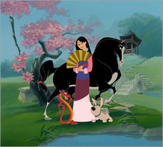 Mulan by William Silvers