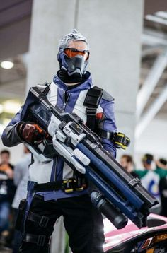 Overwatch - Soldier 76 Codplay