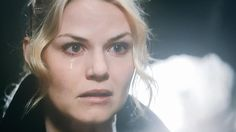 This part killed me. I knew she'd have regrets about not telling Hook how she felt. #CaptainSwan