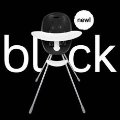 baby gear can look good too! phil&teds poppy high chair is now available in BLACK, perfect to suit any home or style for a functional feeding solution. Phil And Teds, Kids Seating, Stylish Kids, Baby Gear, Poppy, New Baby Products, Parenting, Suit, Chair