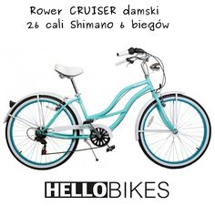 Rower sprzymierzeńcem dobrej formy.. wszyscy mają rower, miej i Ty! ;) Dziś poleca się Państwu ten oto model.. ;)