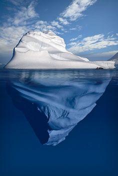 Giant Iceberg |Richard Wear