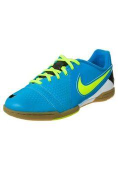 Nike Performance JR CTR360 LIBRETTO III IC - Botas de fútbol sin tacos - azul Más Nike Performance | Más Botas de fútbol sin tacos para niños 45 e