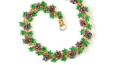 Inviting vine bracelet