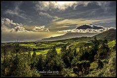Spring Afternoon, Planalto Central, Pico Island, Azores Islands, Portugal by Pedro Silva