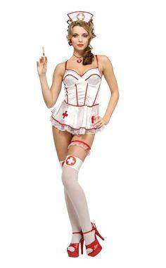 Disfraz Enfermera de Urgencias