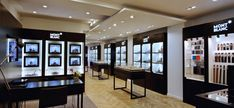 montblanc display case store - Google Search