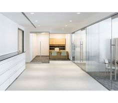 DORMA Glass Solutions for Swing Door Office Fronts