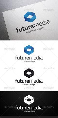 Future Media Logo  #GraphicRiver        Description Future Media Logo is a multipurpose logo.