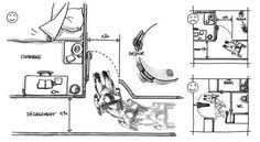 Accessibilité bâtiment - BHC neufs - Caractéristiques des logements en rez-de-chaussée, desservis par ascenseur ou susceptibles de l'être - Circulaire