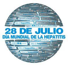 28 Julio : Día Mundial de la Hepatitis / July 28: World Hepatitis Day