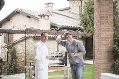 The Chef and the Producer - www.wegrill.eu