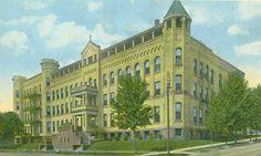 St Mary's Hospital. Duluth, Mn