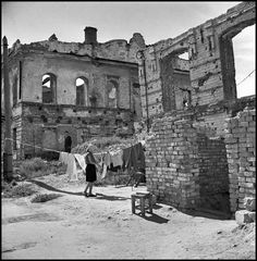USSR, Stalingrad in 1947, © Robert Capa © International Center of Photography/Magnum Photos Revisiting John Steinbeck's A Russian Journal from 1948 - World Socialist Web Site