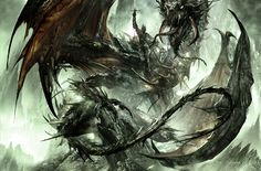 Epic Dragon Art http://brands2.casemodo.com/product/first-lesson-by-kerem-beyit/