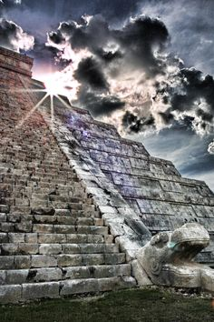 Serpent of Chichen Itza