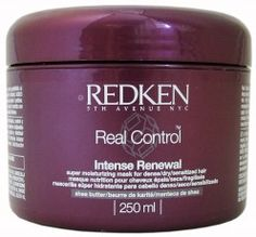 Redken Intense Renewal - I have super dry hair and this stuff is uh-MAY-zing!