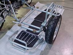 Image result for construction sidecar