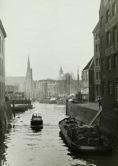 Binnenhaven Rotterdam, Zalmhaven[Jaren '30].