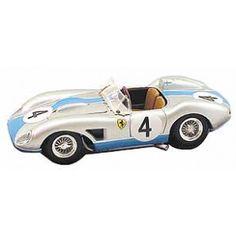 1958 Ferrari 500TRC, Di Svezia GP, Bremer