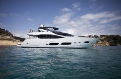 28 Metre Yacht - Sunseeker