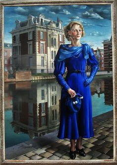 Carel Willink. Wilma, 1932. WikiArt.org