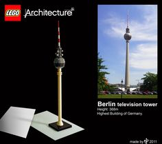 NTS: Get Lego Architecture Lego sets.