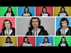 Dynamite - Mike Tompkins (A Cappella Cover) By Taio Cruz - YouTube