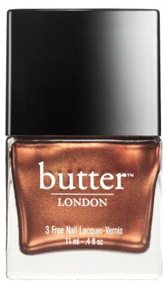 Metallic copper nails? Yes, please!