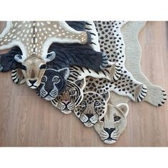 @sagat33 | #animais #bykamy #tapetes #semanadascrianças