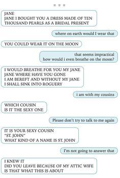 29 best the humorous side of jane eyre images on pinterest jane rh pinterest com