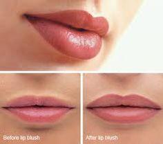 permanent lips -