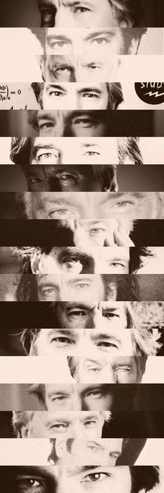 "halfbloodjedi: ""Alan Rickman eyes appreciation ❤️ """