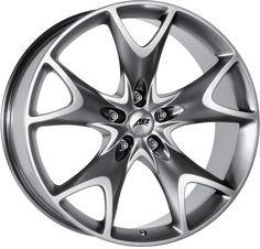 AEZ - Phoenix Premium Silver (ideal for SUV/winter)| Alloy Wheel