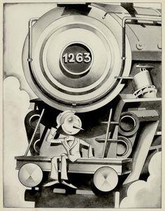 Antonio Barbero, 1931 - 1930s Spanish children's magazine Gente Menuda.