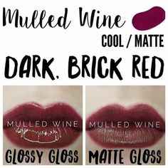 Mulled Wine Lipsense No longer a distributor I am selling off my inventory SeneG., Makeup, Mulled Wine Lipsense No longer a distributor I am selling off my inventory SeneGence Makeup Lipstick Source by TDABoutique. Gloss Matte, Matte Lip Color, Lip Colors, Glossier Girl, Glossier Gloss, Wine Nails, Shadow Sense, Senegence Makeup, Senegence Products