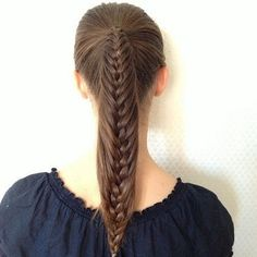 Braided Ponytail Ideas: 40 Cute Ponytails with Braids Cute Ponytails, Ponytail Styles, Braided Ponytail, Braided Hairstyles, Cool Hairstyles, Ponytail Ideas, Braid Hair, Medium Hair Styles, Curly Hair Styles