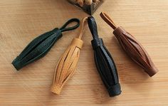 Wholesale Leather Cask Tassel 1 pieces  Color: by TTassel on Etsy