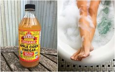 6 Reasons To Add Apple Cider Vinegar To Your Next Bath