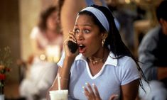 From Dionne to DC: Clueless star and Trump fan Stacey Dash is running for Congress - News Vire Clueless 1995, Clueless Fashion, Fashion Tv, 2000s Fashion, Clueless Style, Dionne Clueless Outfits, Clueless Cher And Dionne, Stacey Dash Clueless, Hijab Fashion