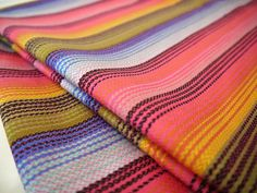 South American Fabric Peruvian Fabric Woven by sweetllamasupplies, $18.00