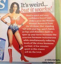 Hey, if Wonder Woman says it works, consider it true.